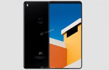 Filtrado un vídeo del Xiaomi Mi MIX 2s sin marco inferior al estilo del iPhone X