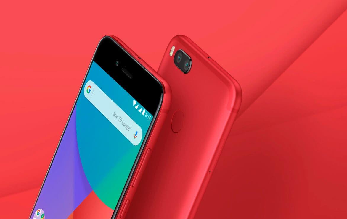 Ofertas de reacondicionados de Amazon: Xiaomi Mi A1 rebajado y más móviles