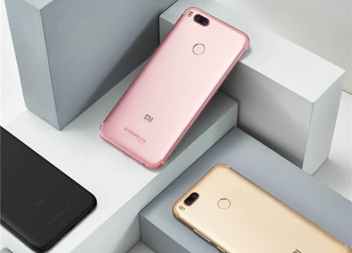 Nueva oferta del Xiaomi Mi A1 por poco más de 180 euros en Amazon