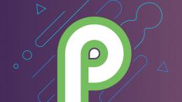 logo de android p