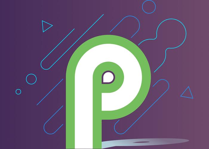 Descarga los fondos de pantalla de Android P