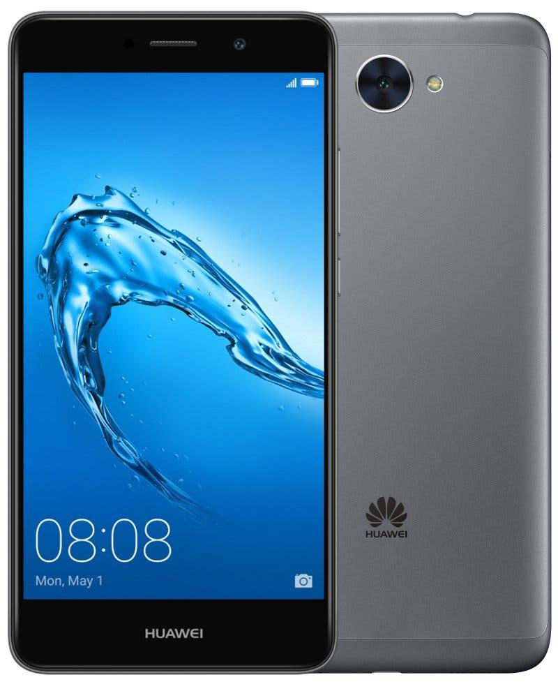 Huawei y 7 diseño