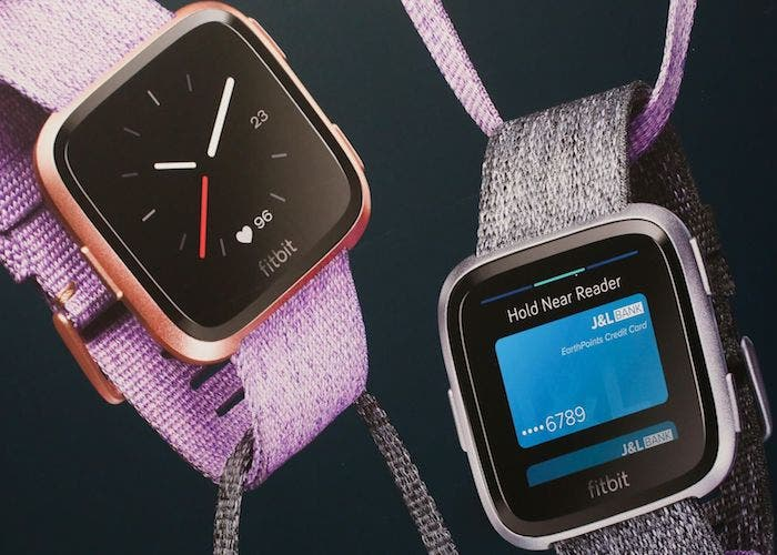 Se presenta el Fitbit Versa por 200 dólares, ¿será el rival del Apple Watch?