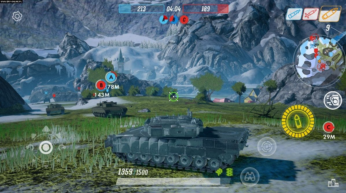 Armored Warfare: Assault para android