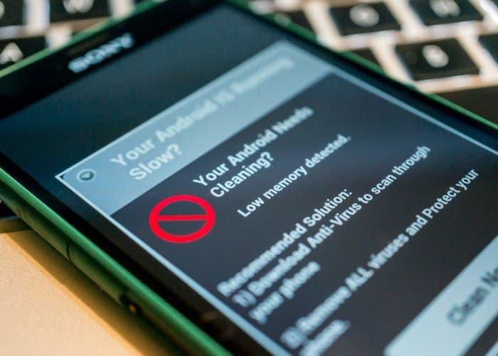 Cómo eliminar un virus en Android fácilmente