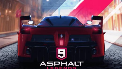 Así es Asphalt 9: Legends, el juego que veremos muy pronto en Android