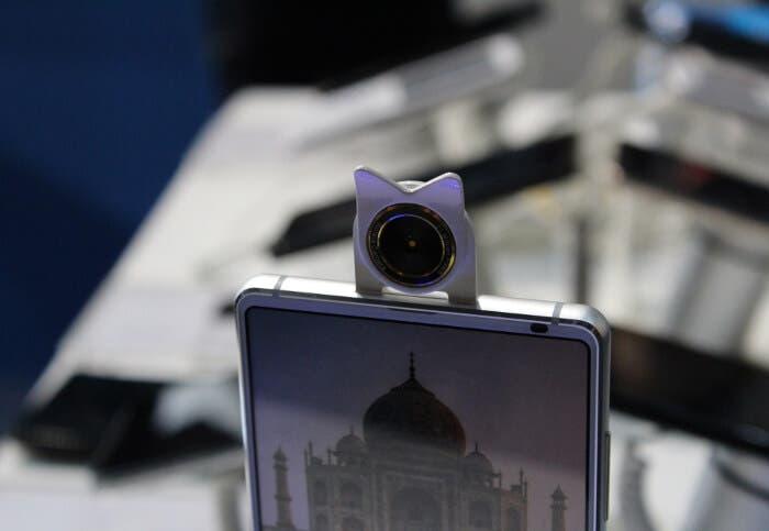 Bluboo S2: el móvil con una sola cámara y pantalla completa sin notch
