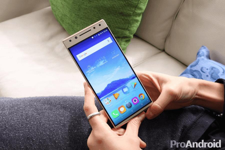 Alcatel lleva las pantallas 18:9 a los móviles más económicos