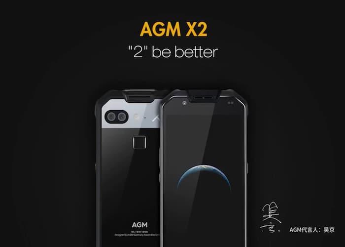 Se presenta el nuevo AGM X2 SE, el mejor smartphone todoterreno del mundo