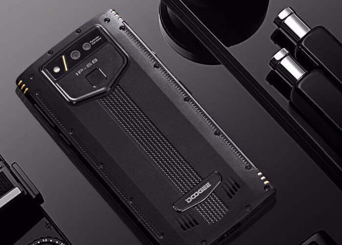 Doogee S50: el nuevo teléfono ultra resistente que puedes llevarte gratis