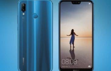 Ya disponible la mejor oferta del Huawei P20 Lite en Amazon