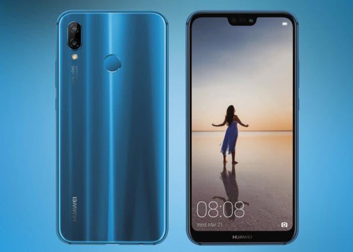 Aprovecha esta oferta del Huawei P20 Lite con 35 euros de descuento