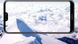 pantalla del Huawei P20 Lite