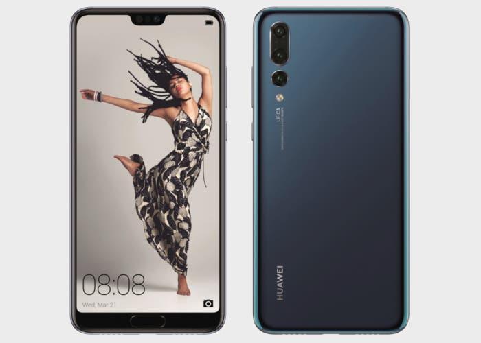 El Huawei P20 Pro es oficial: todo sobre el nuevo móvil con 3 cámaras