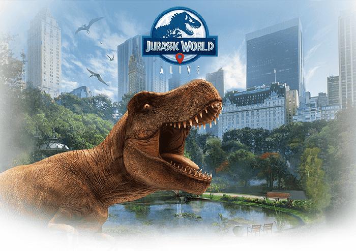 Jurassic World: Alive, así es el nuevo juego de dinosaurios que quiere competir con Pokémon Go