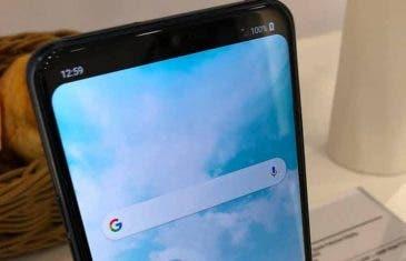 Nuevas imágenes del LG G7 confirman su diseño con Notch