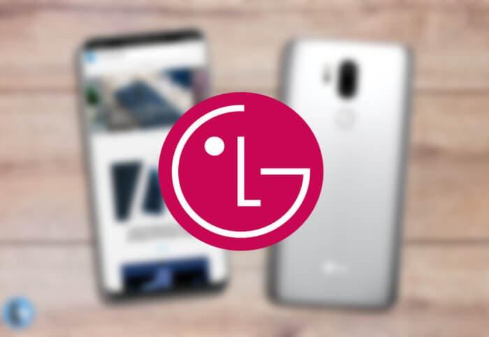 El nuevo LG G7 renovaría su diseño con un notch en su pantalla