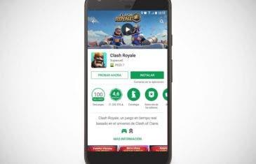 Google Play Instant: prueba juegos sin descargarlos aunque no tengas memoria