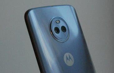 Amazon baja el precio del Motorola Moto X4 hasta su mínimo histórico