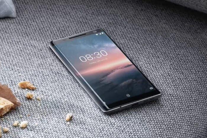 El Nokia 9 se filtra con sensor de huellas bajo la pantalla y cámara con 5 lentes