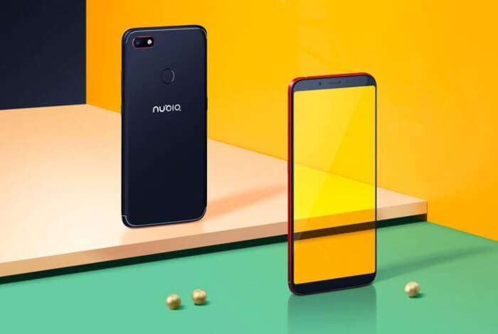 Nubia V18: un gama media barato, sin notch y con pantalla 18:9