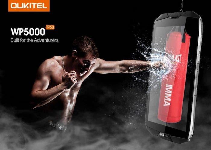 El Oukitel WP5000 ofrece una de las mejores autonomías del mercado