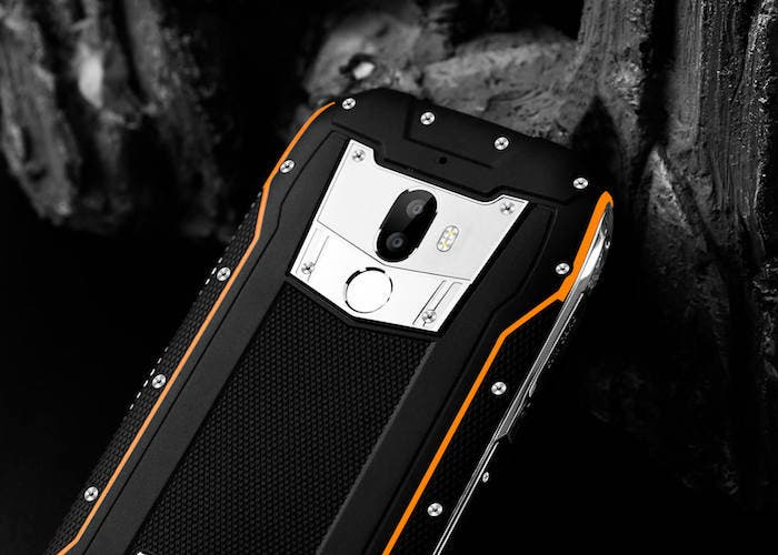 Oukitel WP5000, un teléfono muy resistente con gran batería y pantalla 18:9