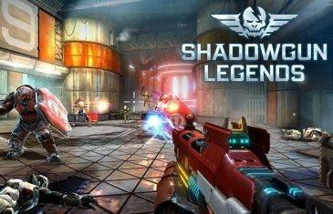 Shadowgun Legends, el nuevo shooter para móviles con más calidad