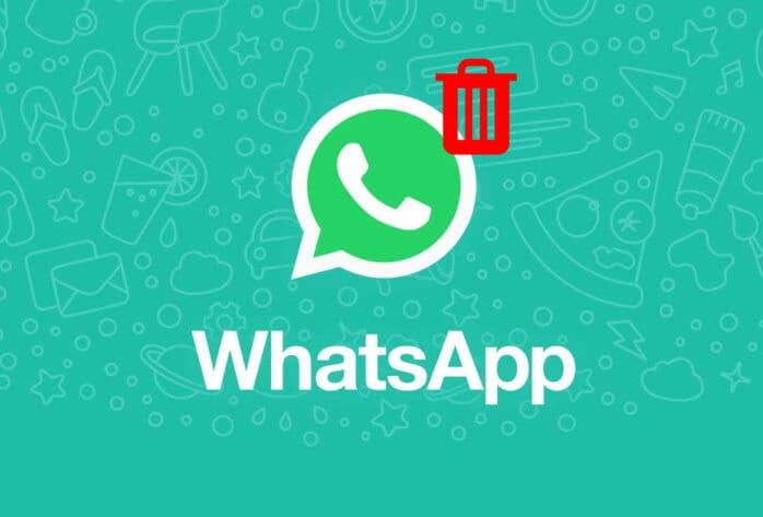 Ahora podrás borrar mensajes en WhatsApp hasta una hora después