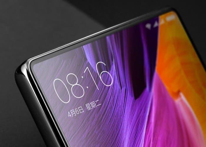 Se filtra el diseño final del Xiaomi Mi MIX 2S sin sensor de huellas en pantalla