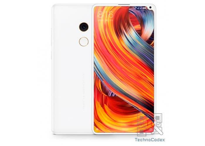El Xiaomi Mi MIX 2s se filtra en vídeo revelando la posición de la cámara frontal