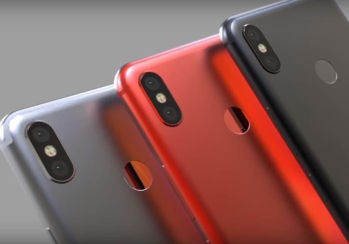 El Xiaomi Mi 6X o Xiaomi Mi A2 filtrado al completo en imágenes reales