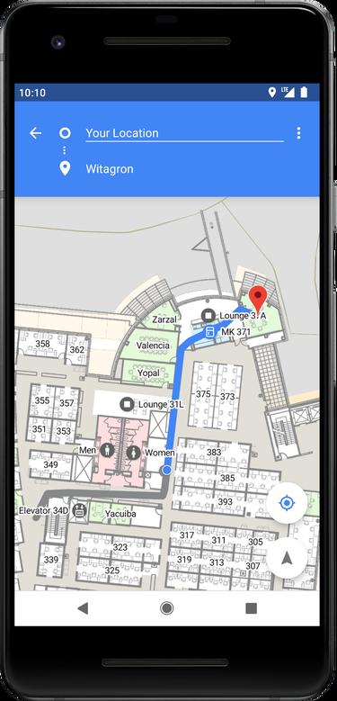 wifi de android p