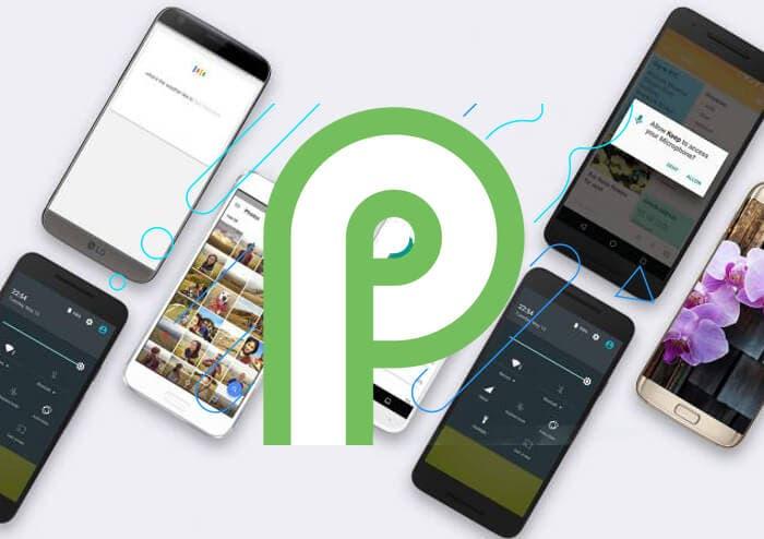 ¿Actualizará tu smartphone a Android P?