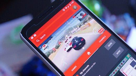 YouTube mejora el modo horizontal: ya incluye los botones en pantalla completa