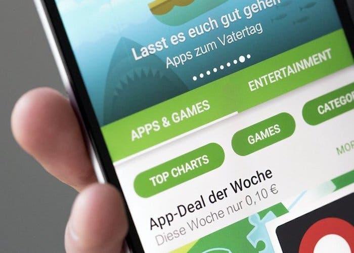 Google Play mejora la criba para publicar aplicaciones en la tienda