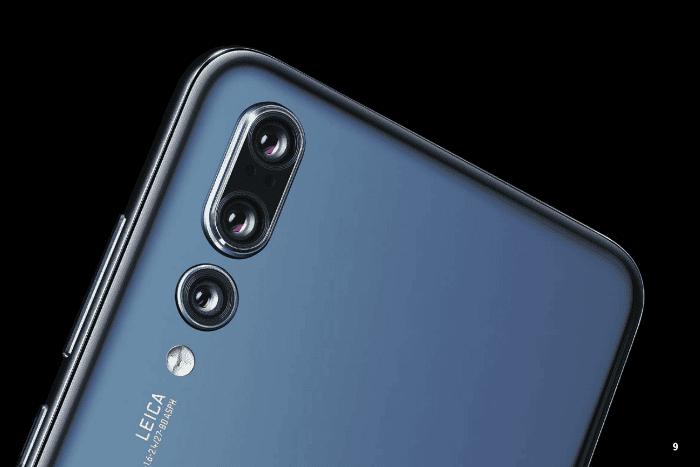 Ni Samsung Galaxy S9 ni iPhone X, la mejor cámara la tiene el Huawei P20 Pro