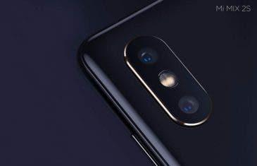 La primera imagen del Xiaomi Mi MIX 3 desvela una cámara retráctil
