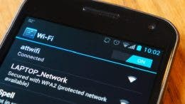 wifi en android