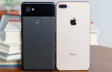 ¿Está influenciado Android P por iOS 11?