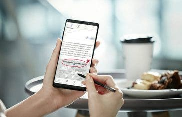 Android 8.0 Oreo para el Samsung Galaxy Note 8 ya está disponible
