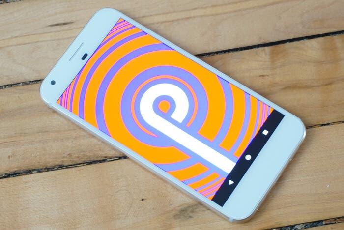 Así podría ser la multitarea en Android P con la nueva barra de navegación