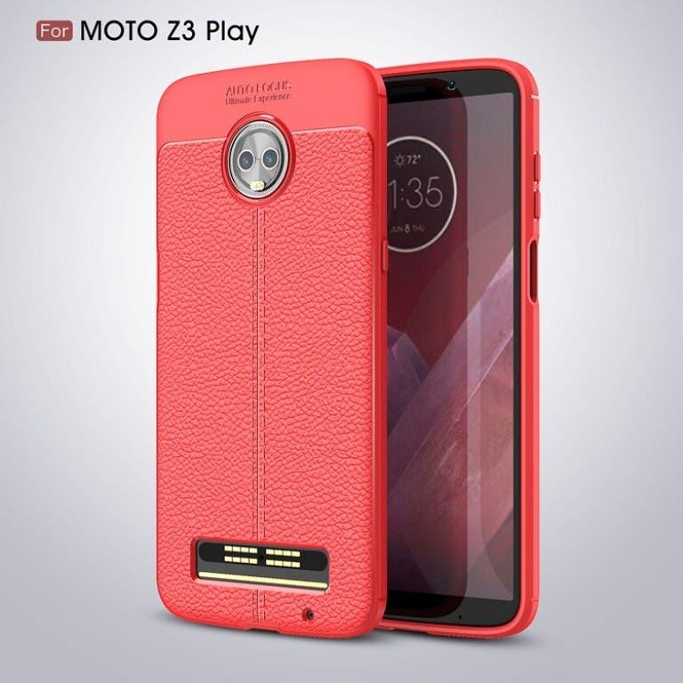 fundas del Motorola moto z3 play