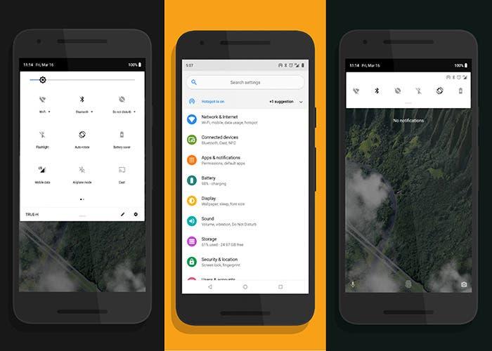 Cómo tener las novedades de Android P en Oreo siendo usuarios root