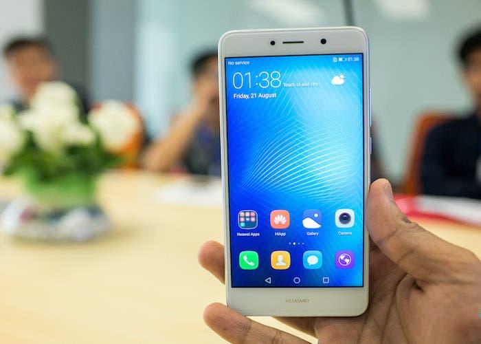Se filtran todas las características y el precio del Huawei Y5, el Y6 y el Y7, la gama económica de Huawei