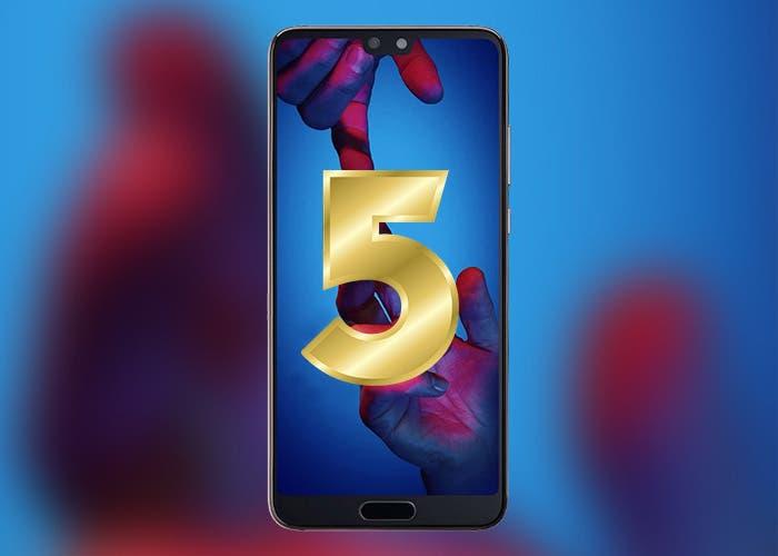 5 motivos por los que comprar el Huawei P20