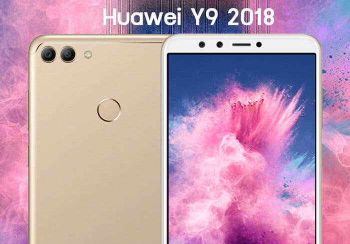Huawei Y9 2018: así podría ser el nuevo smartphone con pantalla 18:9 más barato de Huawei