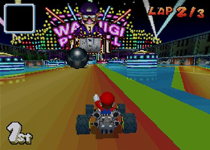 Cómo jugar al Mario Kart de la Nintendo DS en Android