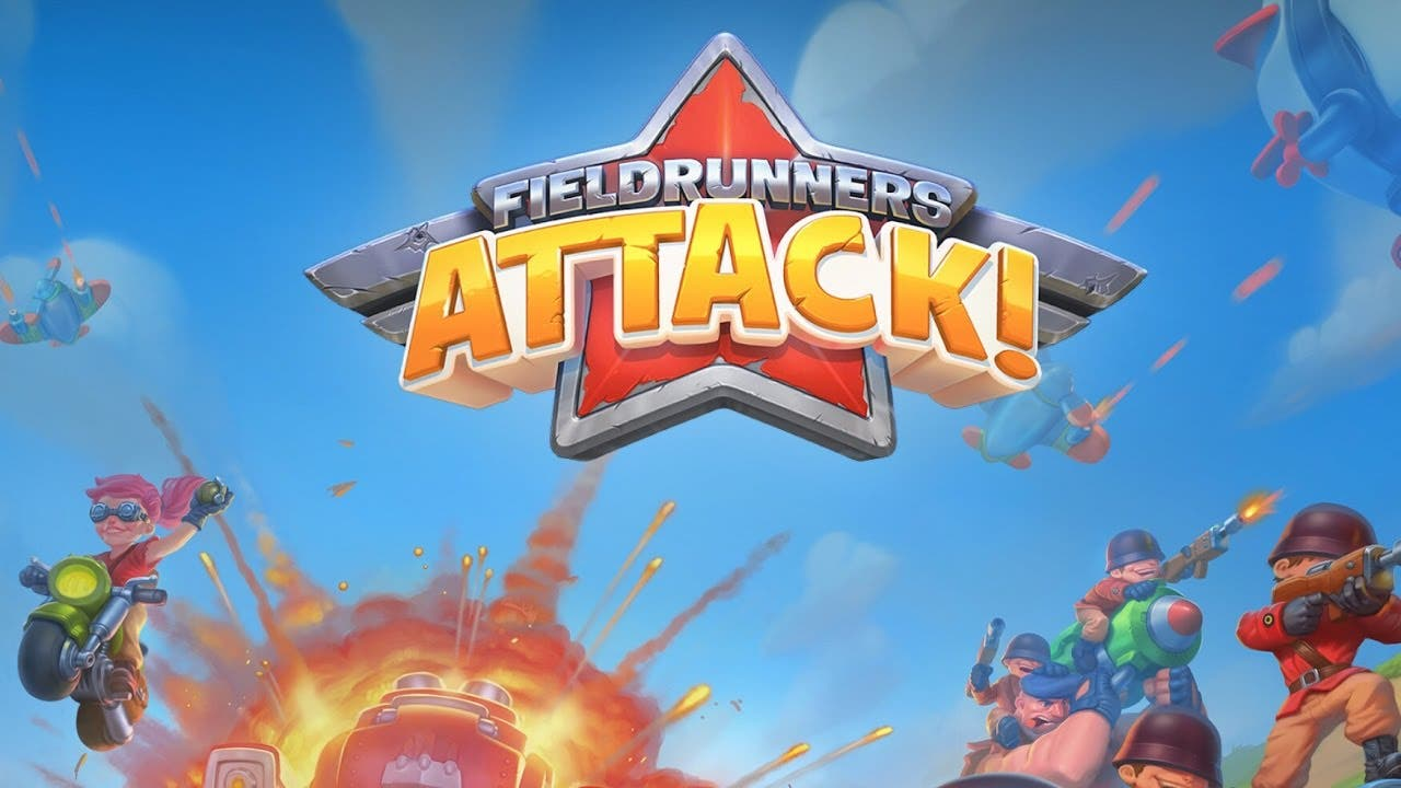 fieldrunners attack para android