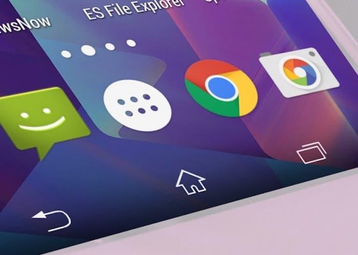 Cómo ocultar la barra de navegación en Android siendo root